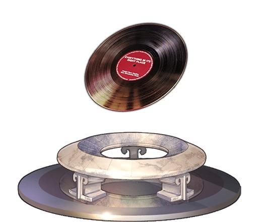 カリスマのレコード