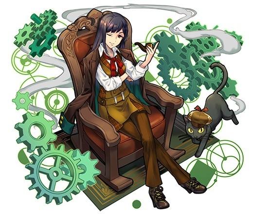安楽椅子探偵 トモコ