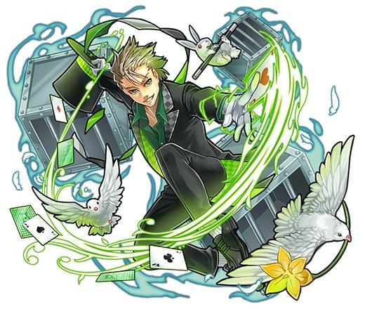 ★5消滅の奇術師 ヨシアキ