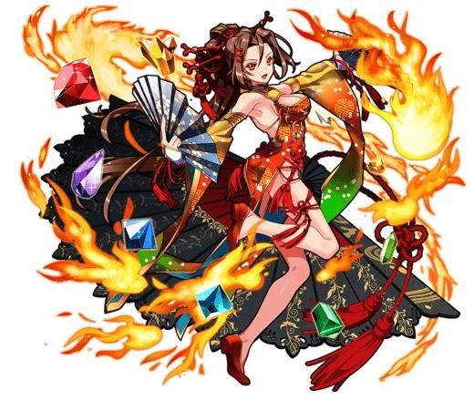 灼熱炎舞のサオリ