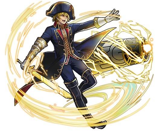 輝く英雄 ナポレオン