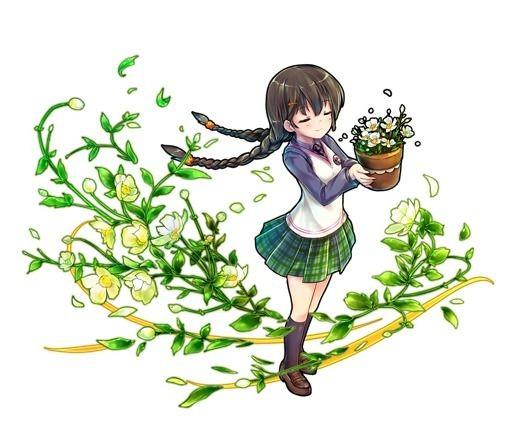 花の乙女 アヤノ