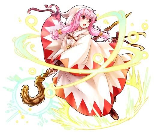 聖なる白魔道士