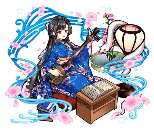 雅の乙女 キヨ