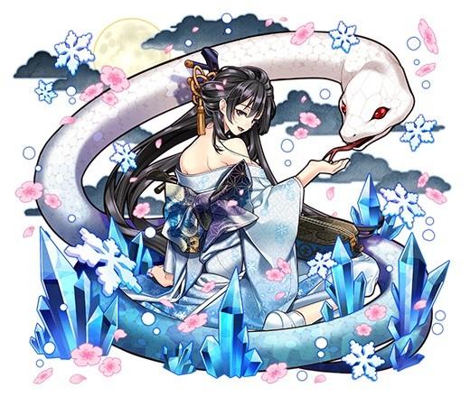 蛇神に選ばれし乙女 キヨ