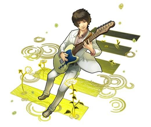甘いギター 長田カーティス