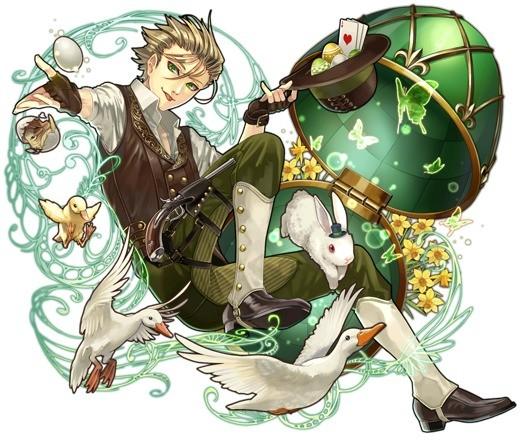 イースターの奇術師 ヨシアキ