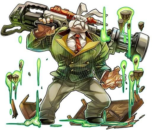 …ウサギ?