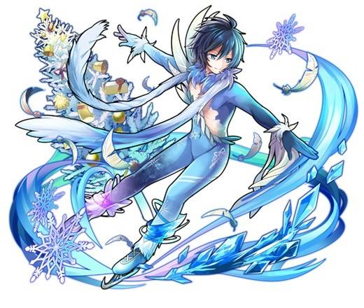 氷上の妖精 ナナセ