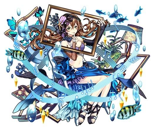 深窓の人魚姫 ナミ