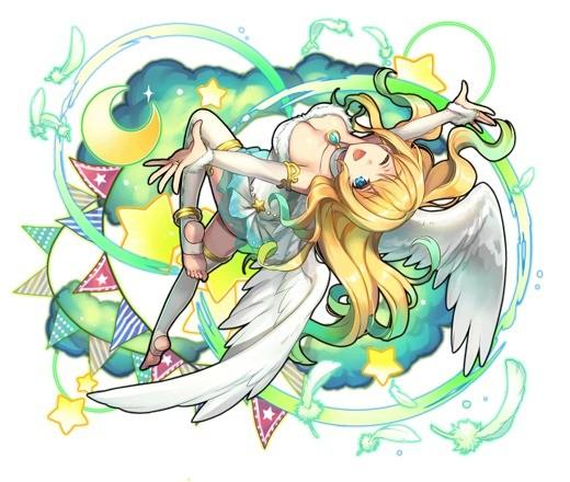 無重力の天使 メグ