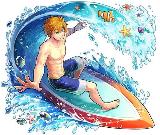 波の上の魔術師 リョウスケ