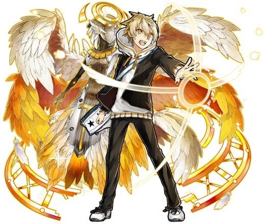天使を宿す少年 スグル