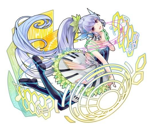 限定タマシイ「★5 バーチャルシンガーtypeB ケイ」